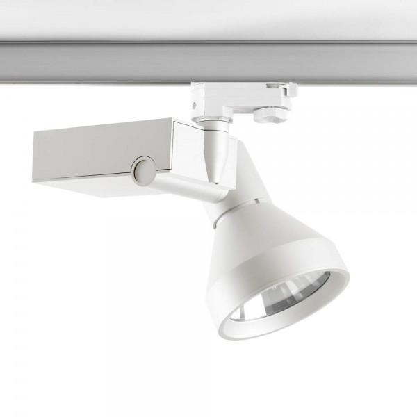 Stromschienenstrahler CDM-T Weiß