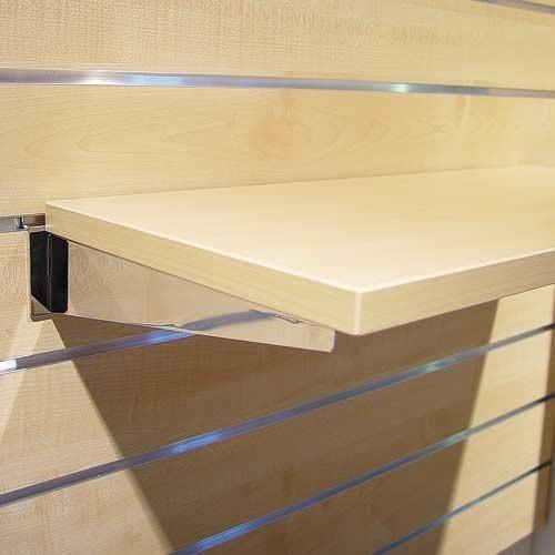 Bodenträger- Holz- Glasfachböden