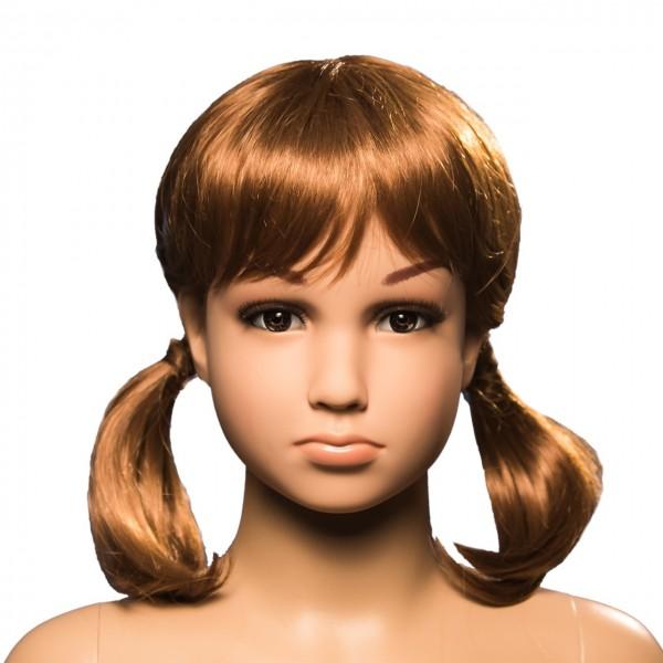 Mädchen-Perücke für Artikel 66460