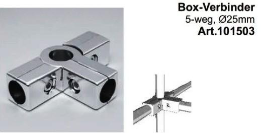 Box-Verbinder 5-weg ø25mm