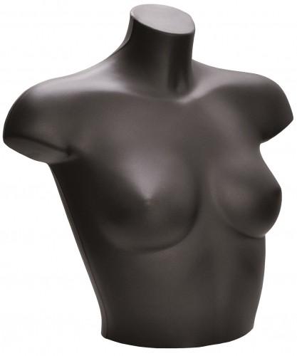 Damenbüste schwarz