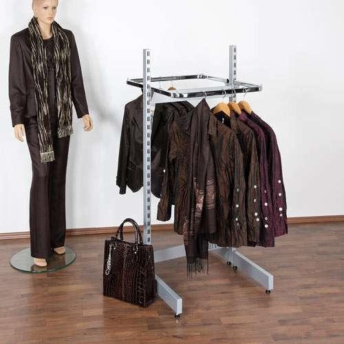 Textilständer, Mittelraum