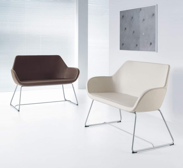 FAN 20V-2-er Sitzsofa