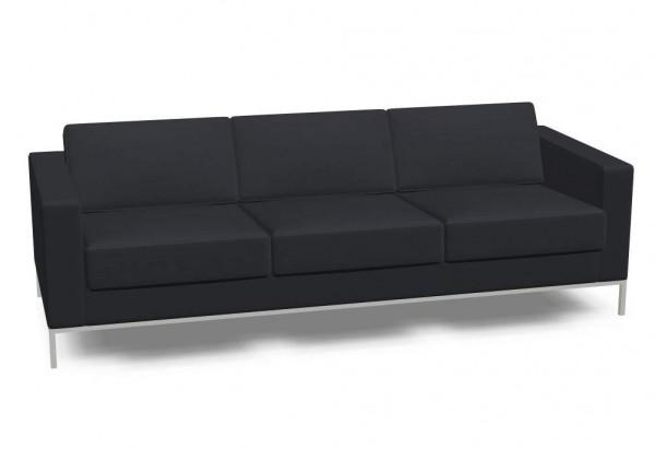 ProfiM myTURN 30H 3 Sitzer Sofa 4-Fuß
