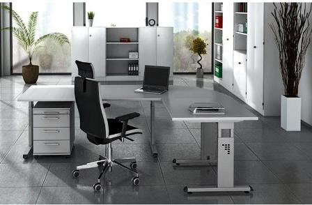 schreibtische versandkostenfrei online shop meine ladeneinrichtung. Black Bedroom Furniture Sets. Home Design Ideas