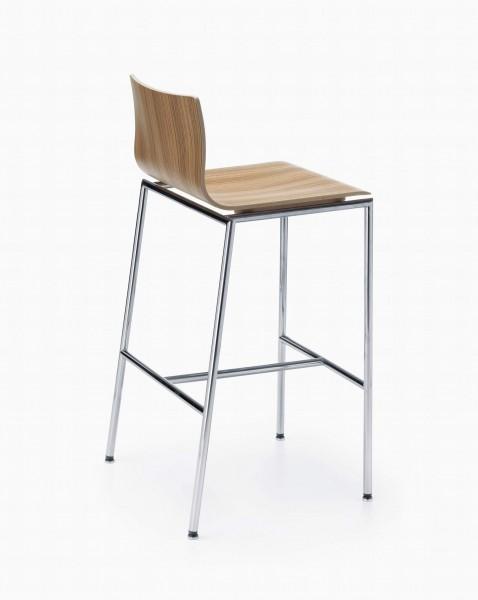 Stuhl, Holzsitzschale