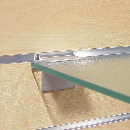 Glasbodenträger - Lamellenwand