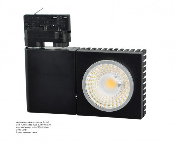 LED Stromschienenstrahler 36 Watt
