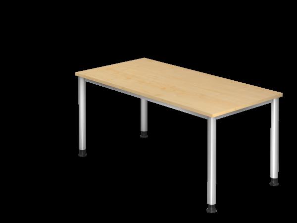 Schreibtisch 160x80cm Dekor 3-Ahorn