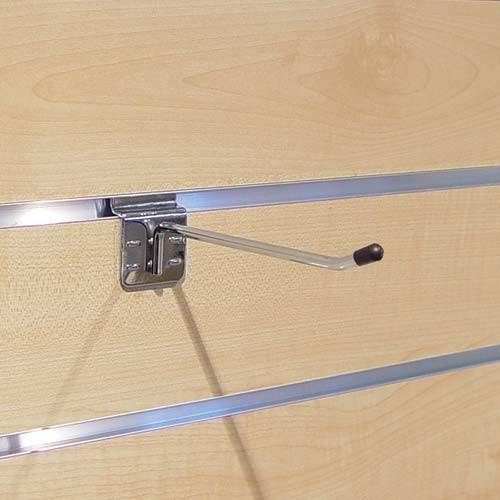Einfachhaken - Lamellenwand