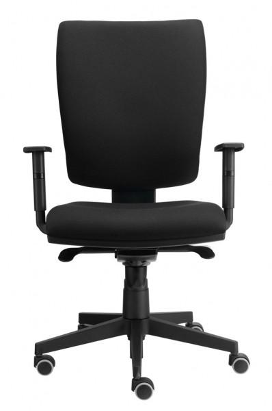 Schreibtischstuhl - Bürodrehstuhl - schwarz