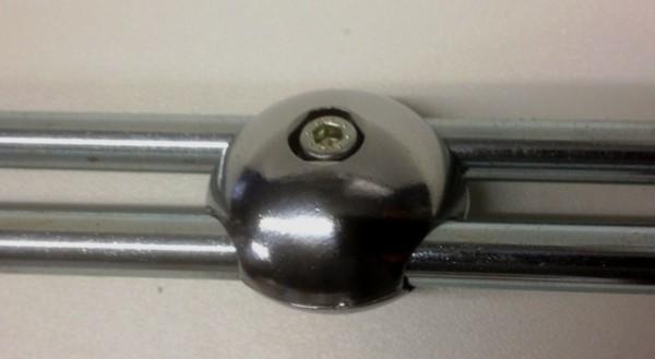 Parallelverbinder 2 Rohre ø10mm