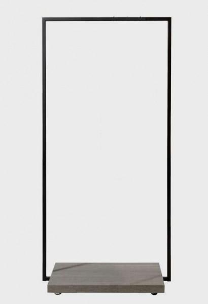 Textilständer - Gestell schwarz