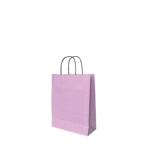 Papiertragetasche, pink