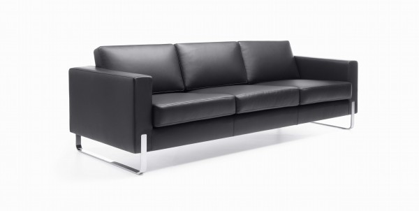 myTURN Sofa 3-er, Kufe