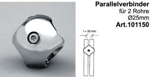 Parallelverbinder 2-fach 25mm