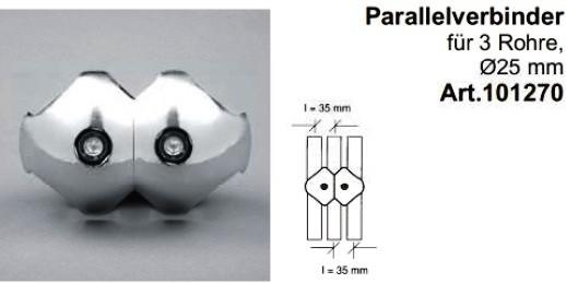 Parallelverbinder 25mm