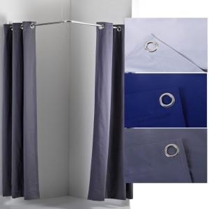 Vorhang für Umkleidekabinen