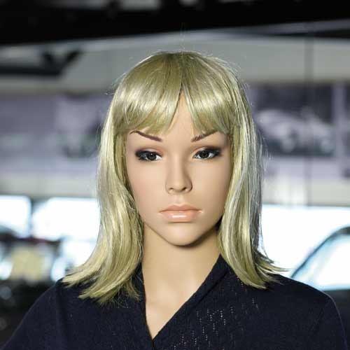 Perücke - Damen blond